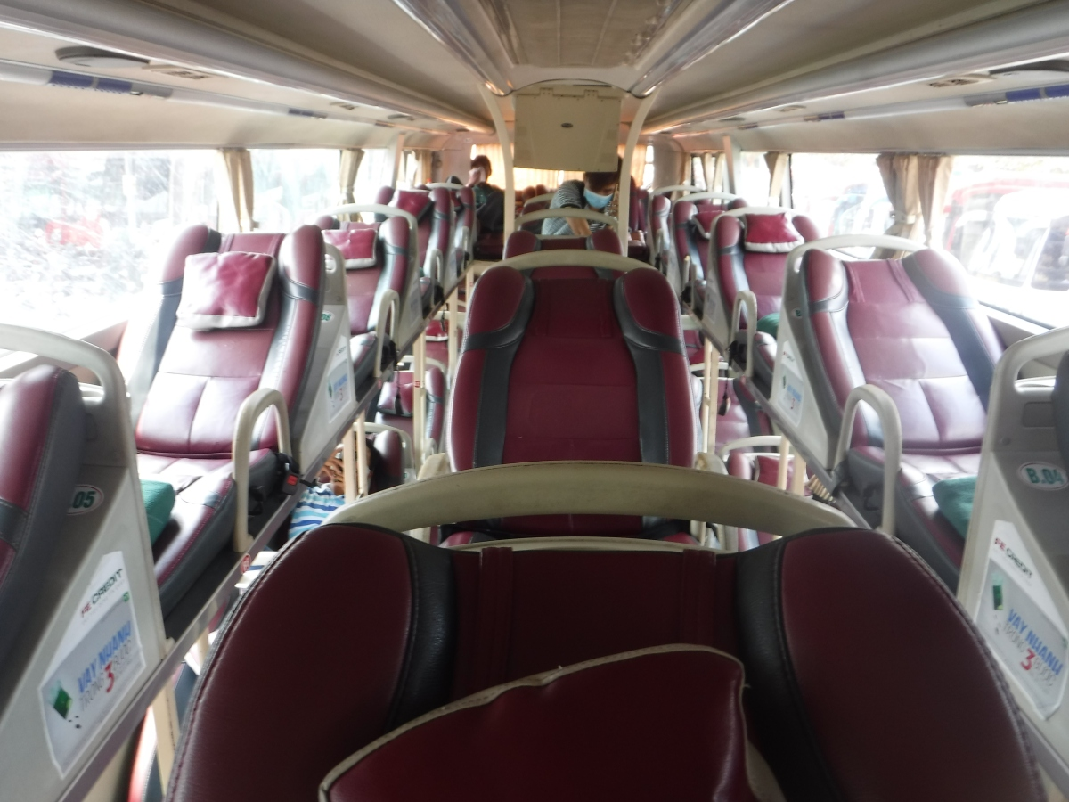 How To: Bus from HCMC to Hoi An